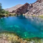 River near Mendoza,  Argentina